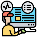 Reputation management monitoring